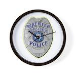 Corpus Christi Police Wall Clock