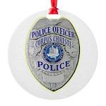 Corpus Christi Police Ornament