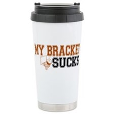 Cute March madness Travel Mug