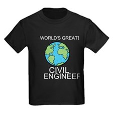 Worlds Greatest Civil Engineer T-Shirt