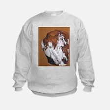 overo stallion Sweatshirt
