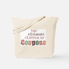 The Ultimate Clipper Tote Bag