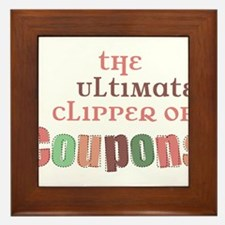 The Ultimate Clipper Framed Tile