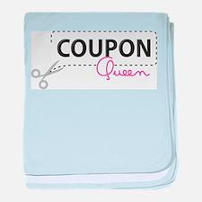 Coupon Queen baby blanket