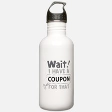 Wait! Water Bottle