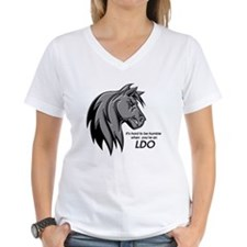 It's hard to be humble when you are an LDO T-Shirt