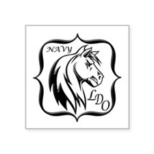 Navy LDO Sticker