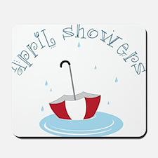 April Showers Mousepad