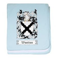Wootton baby blanket