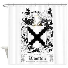Wootton Shower Curtain