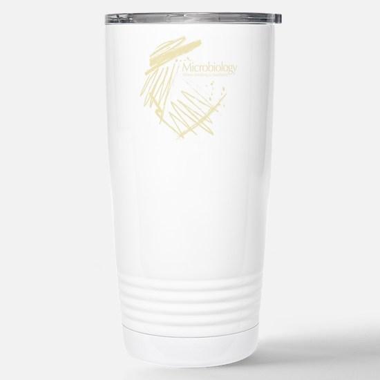 Microbiology Stainless Steel Travel Mug
