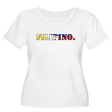 FILIPINO. Plus Size T-Shirt