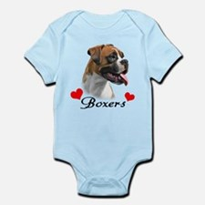 Love Boxers Infant Bodysuit