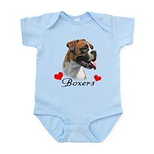 Love Boxers Onesie