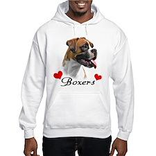 Love Boxers Hoodie