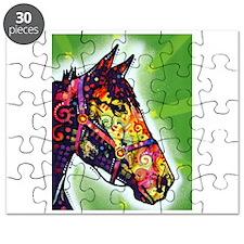 Magic horse Puzzle