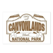 Canyonlands National Park Postcards (Package of 8)