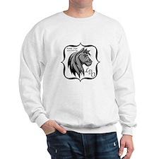 Proud Dad of a Navy LDO Sweatshirt