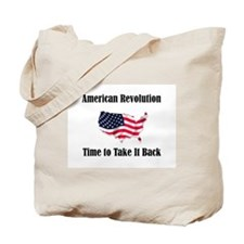 American Revolution Tote Bag