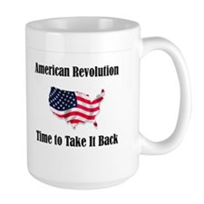 American Revolution Mug
