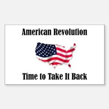 American Revolution Decal
