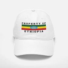 Property Of Ethiopia Baseball Baseball Cap