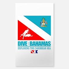 Dive Bahamas Decal