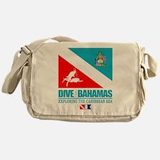 Dive Bahamas Messenger Bag