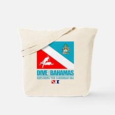 Dive Bahamas Tote Bag