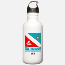 Dive Bahamas Water Bottle