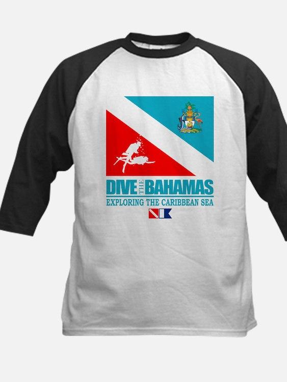 Dive Bahamas Baseball Jersey