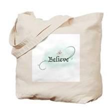To grow, believe! Tote Bag