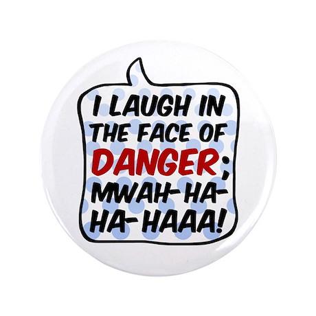 """'Danger' 3.5"""" Button"""