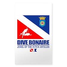 Dive Bonaire Decal