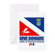 Dive Bonaire Greeting Cards (Pk of 10)
