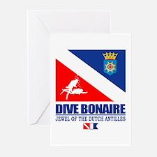 Dive Bonaire Greeting Cards (Pk of 10)
