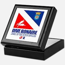 Dive Bonaire Keepsake Box