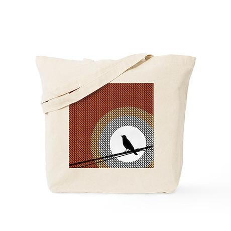 Waffle bird Tote Bag