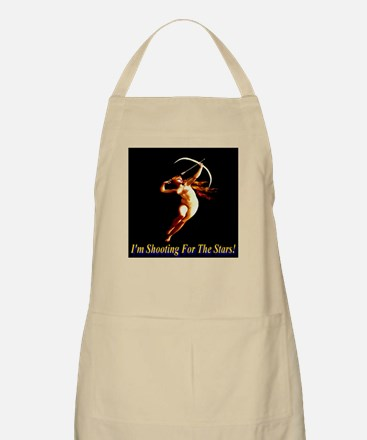 I'm Shooting For The Stars BBQ Apron