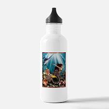 tiger swordfish Water Bottle
