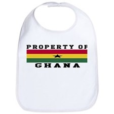 Property Of Ghana Bib