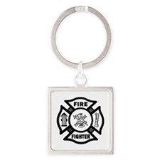 Fire Fighter Keychains