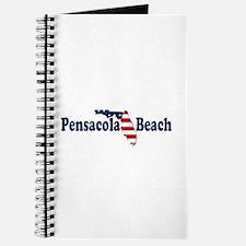 Pensacola Beach - Map Design. Journal