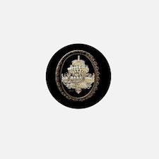 Paris Opera House Chandelier Mini Button