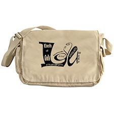 Each of God's Children Messenger Bag