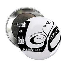 "Each of God's Children 2.25"" Button"