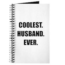 Coolest Husband Ever Journal