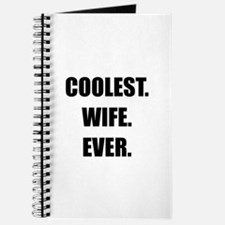 Coolest Wife Ever Journal