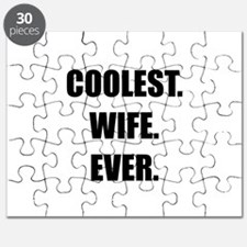 Coolest Wife Ever Puzzle