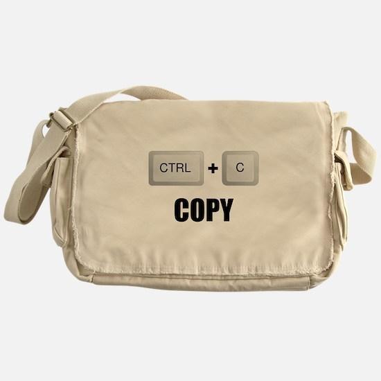 Copy Twins Messenger Bag
